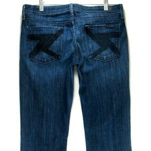 7 For All Mankind - Jeans - Size 29 - 30 Inseam